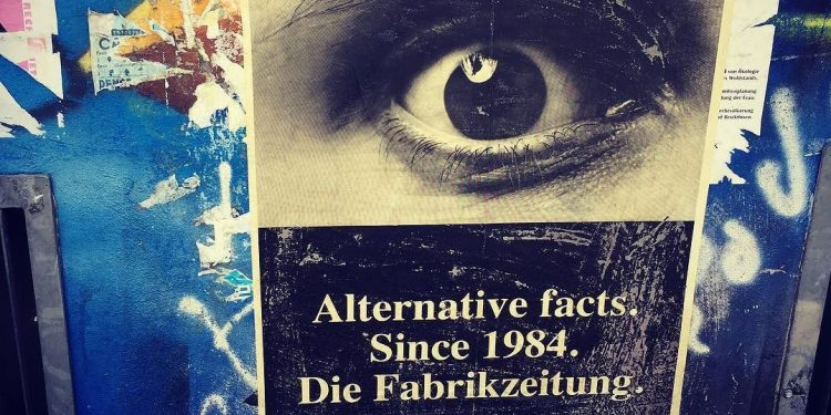 Alternative Facts #fakenews Fabrikzeitung © Matthias Mueller | Flickr