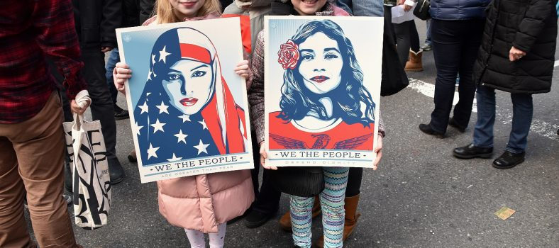 Women's March On NYC (17) © Thomas Altfather Good | Flickr