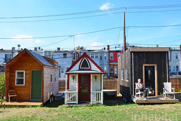 Tiny Houses Narrow Visions
